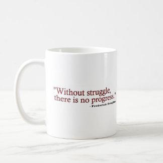 Frederick Douglas Quote Coffee Mug