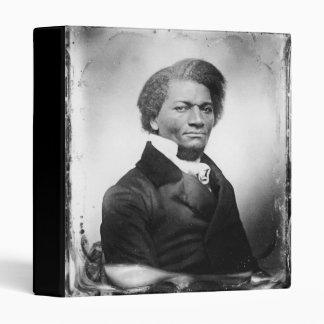 Frederick Douglass 3 Ring Binder