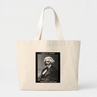 Frederick Douglass Tote Bags