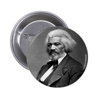 Frederick Douglass Pinback Buttons