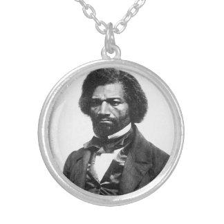 Frederick Douglass Colgante Redondo