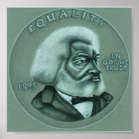 Frederick Douglass - Equality Poster