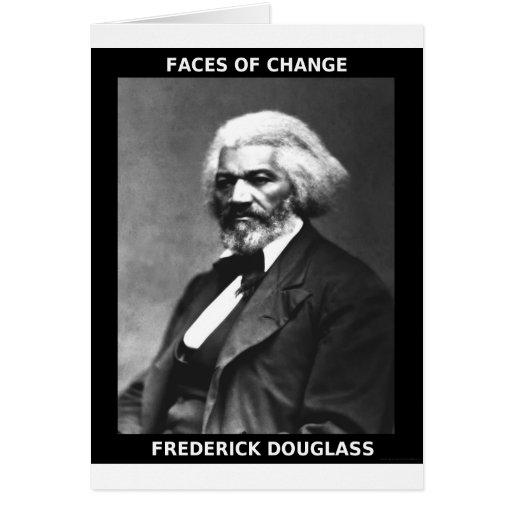 Frederick Douglass Felicitación