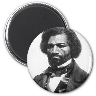 Frederick Douglass Imán Redondo 5 Cm