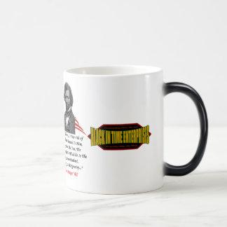 Frederick Douglass July 4th Morphing Mug