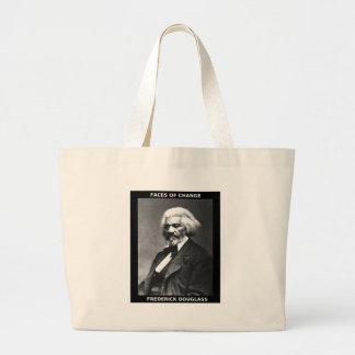Frederick Douglass Large Tote Bag