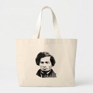 Frederick Douglass Owns Che Guevara Jumbo Tote Bag
