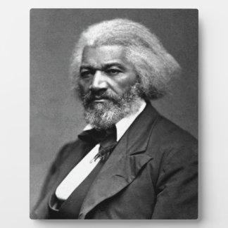 Frederick Douglass Photo Plaques