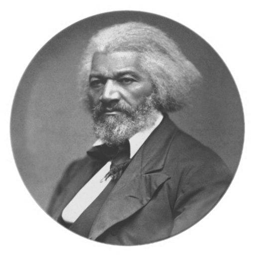 Frederick Douglass Plato De Cena