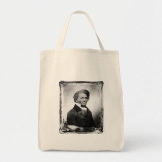 Frederick Douglass Portrait  ~ 1847 Canvas Bag