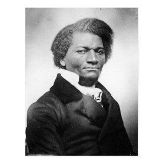 Frederick Douglass Portrait  ~ 1847 Postcard