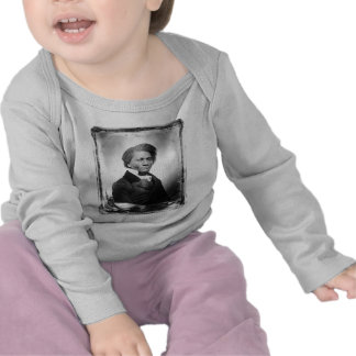 Frederick Douglass Portrait  ~ 1847 Shirt