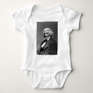 Frederick Douglass Portrait by George K. Warren Baby Bodysuit