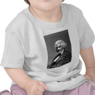 Frederick Douglass Portrait by George K. Warren T Shirts