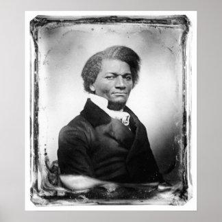 Frederick Douglass Póster
