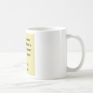 frederick douglass quotes classic white coffee mug
