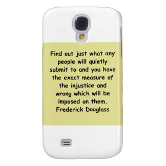 frederick douglass quotes galaxy s4 cover