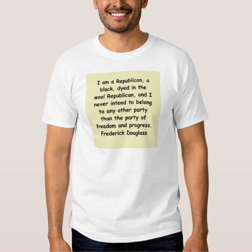 frederick douglass quotes tee shirt