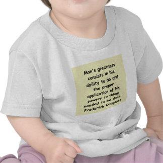 frederick douglass quotes t shirt