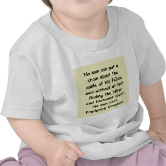 frederick douglass quotes t-shirts
