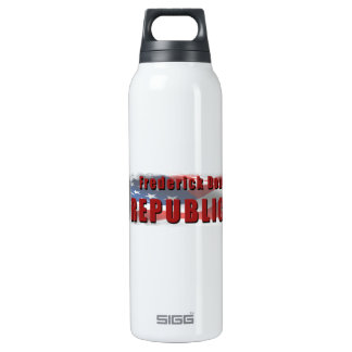 Frederick Douglass Republican 16 Oz Insulated SIGG Thermos Water Bottle