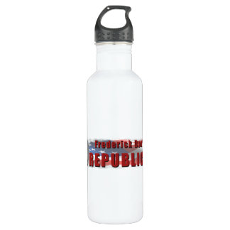 Frederick Douglass Republican 24oz Water Bottle