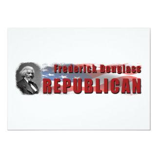 Frederick Douglass Republican Card