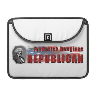 Frederick Douglass Republican Sleeves For MacBook Pro