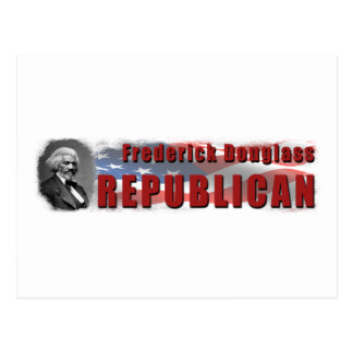 Frederick Douglass Republican Postcard