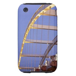 Frederick Douglass-Susan B. Anthony Memorial Tough iPhone 3 Cover