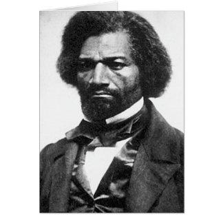 Frederick Douglass Tarjeta De Felicitación