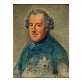 Frederick el grande postales
