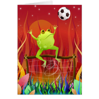 Frederick Frog greeting cards