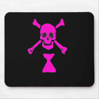Frederick Gwynne-Pink Mouse Pad