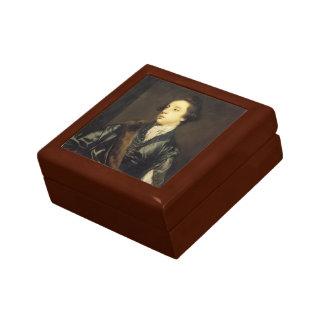 Frederick Howard, Carlisle by Joshua Reynolds Trinket Box