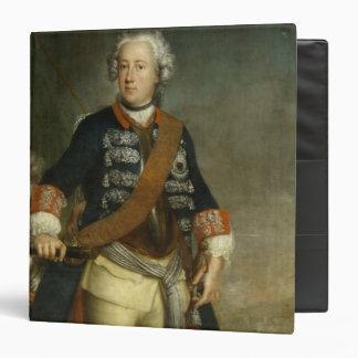 Frederick II as King 3 Ring Binders