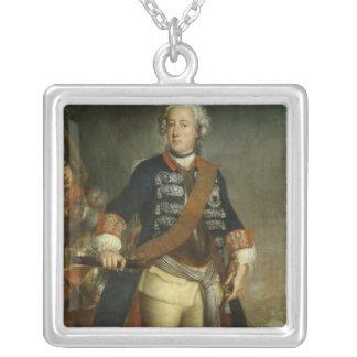 Frederick II como rey Colgante Cuadrado