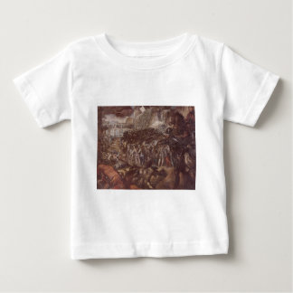 Frederick II conquered Parma in 1521 by Tintoretto Baby T-Shirt