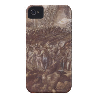 Frederick II conquered Parma in 1521 by Tintoretto iPhone 4 Cover