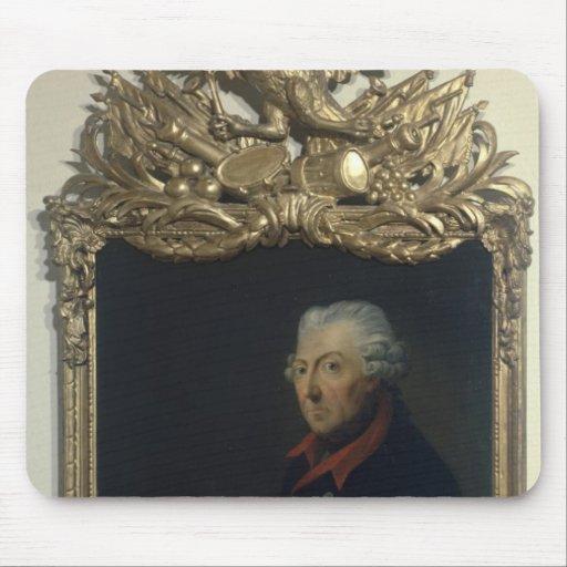 Frederick II de Prusia Alfombrilla De Raton