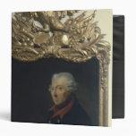 """Frederick II de Prusia Carpeta 1 1/2"""""""
