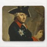 Frederick II el grande de Prusia, 1764 Mouse Pad