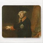 Frederick II el grande de Prusia, c.1763 Mouse Pad