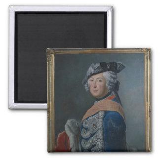 Frederick II el grande de Prusia, después de 1753 Imán De Frigorífico