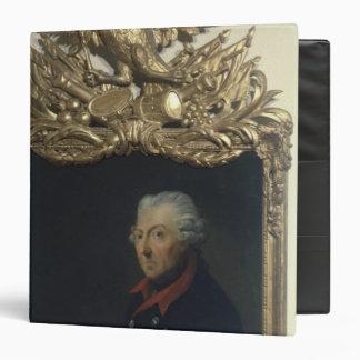 Frederick II of Prussia Binder