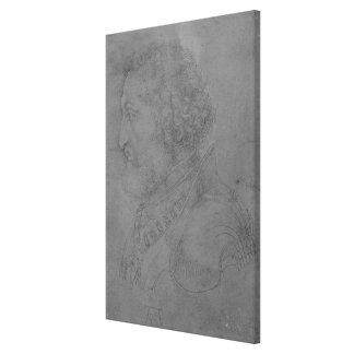 Frederick II of the Rhine, Elector Palatine Canvas Print