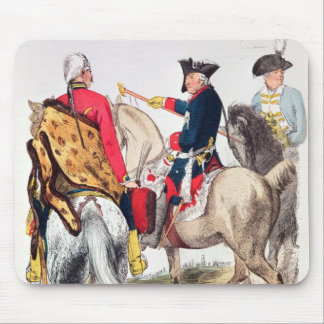 Frederick II  the Great Mouse Pad