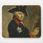 Frederick II the Great of Prussia, 1764 Mouse Pad