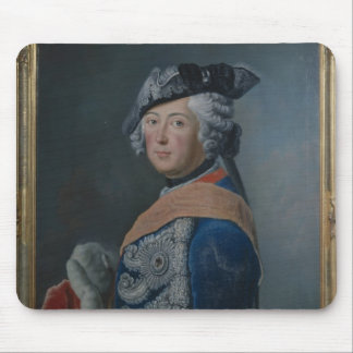 Frederick II the Great of Prussia, after 1753 Mouse Pad