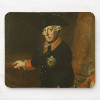 Frederick II The Great of Prussia, c.1763 Mouse Pad